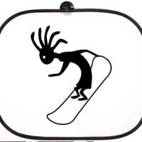 Bočni auto suncobran Surfer