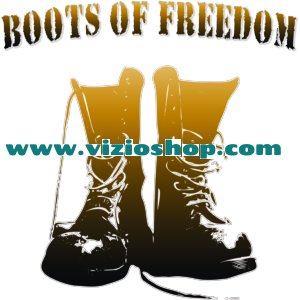 Boots Of Freedom