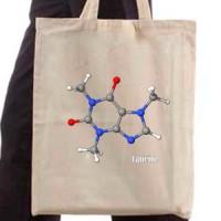 Ceger Caffeine molecul