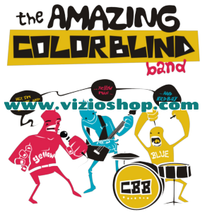 Colourblind band