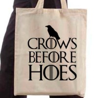 Ceger Crows Before Hoes