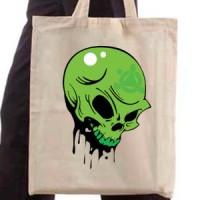 Ceger Green Skull 01