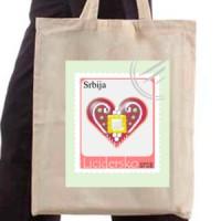 Ceger Licidersko srce, poštanska marka