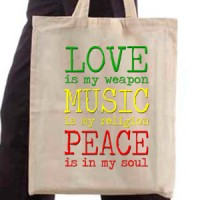 Ceger Love Music Peace