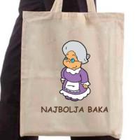 Najbolja baka - Shopping bags