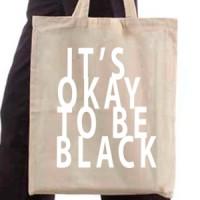 Ceger Okej je biti crn