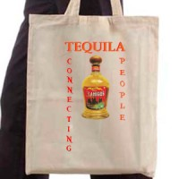 Tequila connecting people.