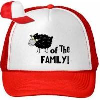 Kačket Crna ovca porodice