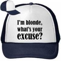 Kačket I m Blonde