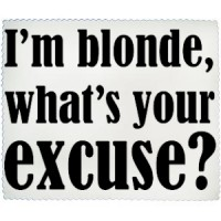 Krpice I m Blonde