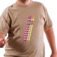 majice sa štampom - Pertle