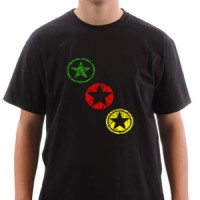 Majica 3 Reggae Stars
