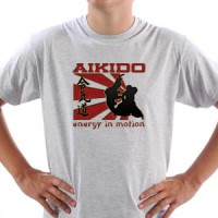 Majica Aikido