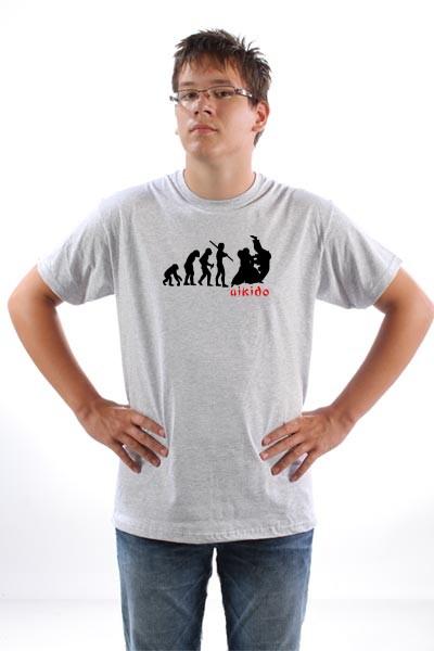 Majica Aikido Evolucija