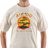 Majica Aikido Harmony