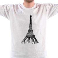 Majica Ajfelov toranj