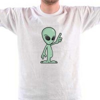 Majica Alien