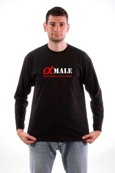 Majica Alpha Male