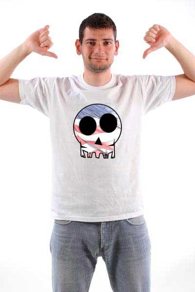Majica Američka Lobanja