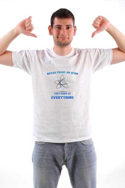 Majica Atom