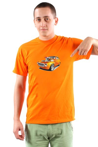Majica Auto hotrod 1