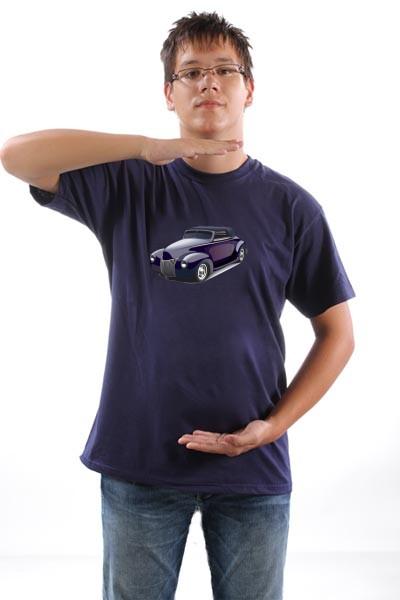 Majica Auto hotrod 2