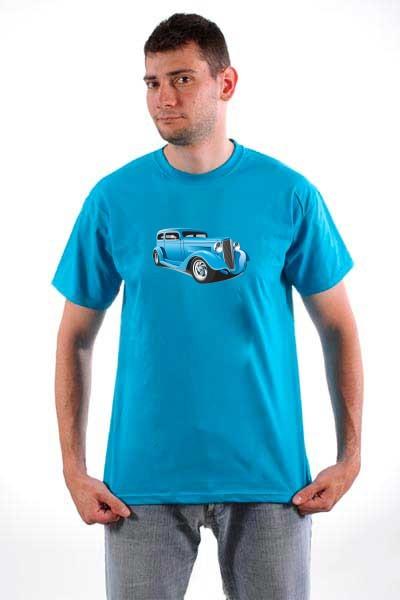 Majica Auto hotrod 5