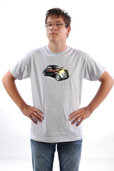Majica Auto hotrod 6