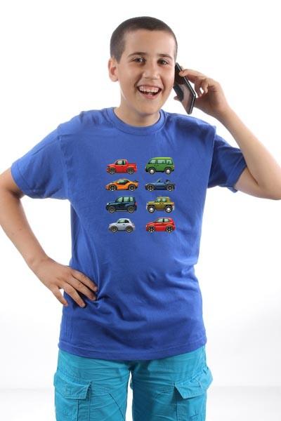 Majica Automobili