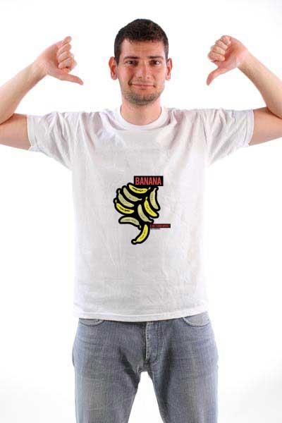 Majica BANANA & nothing more!