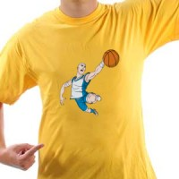 Majica Basket Player