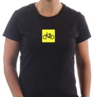 Majica Bike sign