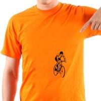 Majica Biker and bike