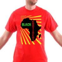 Majica Black Continent
