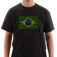 Majica Brasil Flag