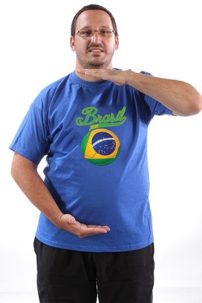 Majica Brazil 2014