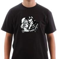 Majica Brilijantin | Ljubav | Kostur