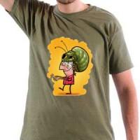 Majica Bugmind Zombie