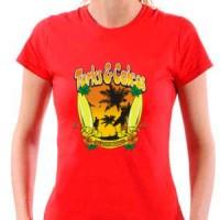 Majica Caicos