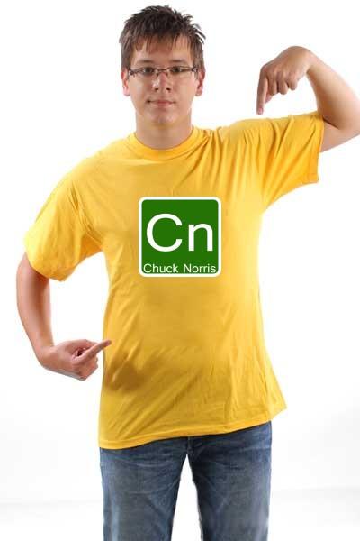 Majica Cak Noris Cijanid