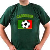 Majica Cameroon Football