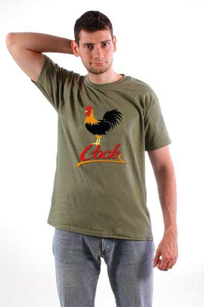 Majica Cock
