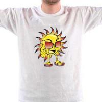 Majica Cool sunce