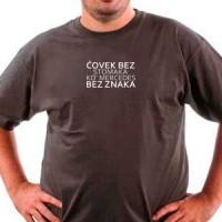 Majica Čovek