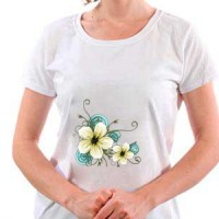 Majica Cveće