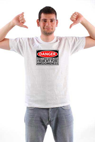 Majica Danger