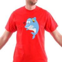 Majica Delfin
