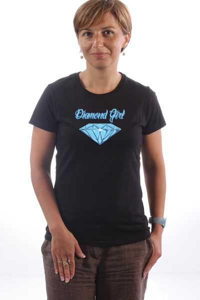 Majica Diamond Girl