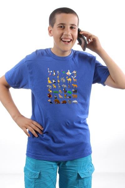 Majica Divlje Zivotinje