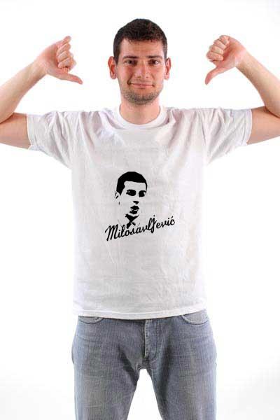 Majica Dragan Milosavljevic